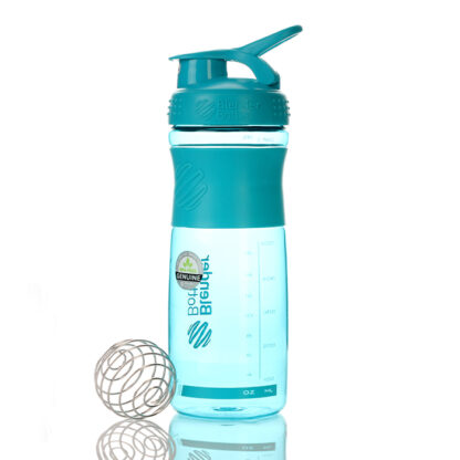 blender bottle sportmixer 830ml teal 1