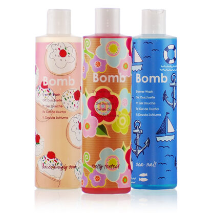 bomb perty perfect shower wash 300ml 2