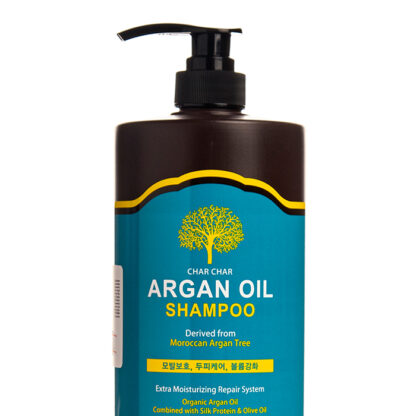 char char argan oil shampoo 1500ml 1