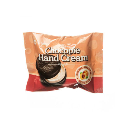 chocopie hand cream peach 1