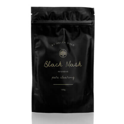 hg black mask intensive pore clearing 150g 1