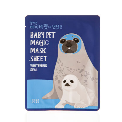 holika holika baby pet magic mask sheet whitening seal 1