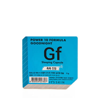 it s skin power 10 formula gf sleeping capsule 1