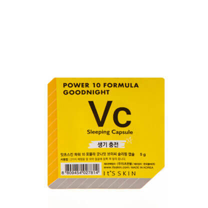 it s skin power 10 formula vc sleeping capsule 1