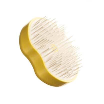 janeke pomme brush yellow white 1