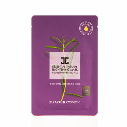 jayjun essential therapy brightening mask 25ml 1