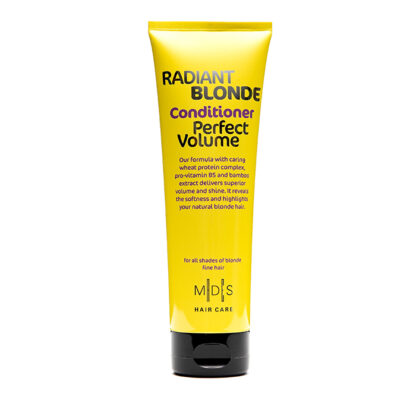 mades hair care conditioner perfect volume blonde 250ml 1