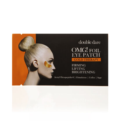 omg foil eye patch gold therapy 1