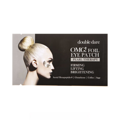 omg foil eye patch pearl therapy 1