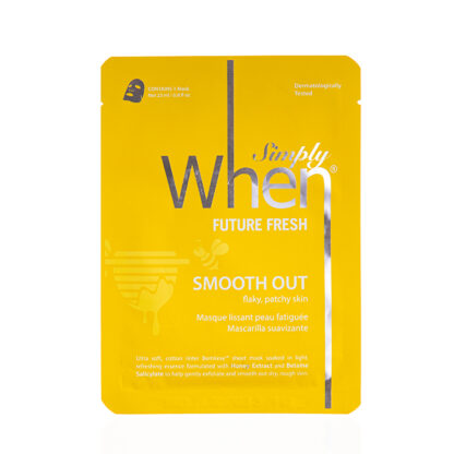 simply when future fresh smooth out mask 23ml 1