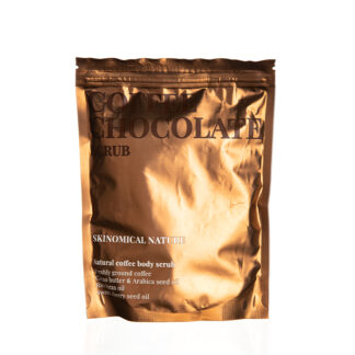 skinomical coffee chocolate scrub 250g 1