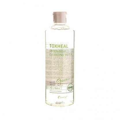 toheal green mild cleansing water 530ml 1